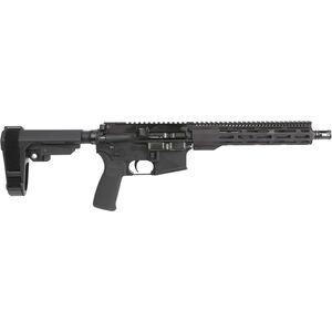"Radical Firearms .300 Blackout AR-15 Semi Auto Pistol 10.5"" Barrel 30 Rounds 10"" Free Float M-LOK FCR Handguard SB-Tactical Pistol Brace Black"