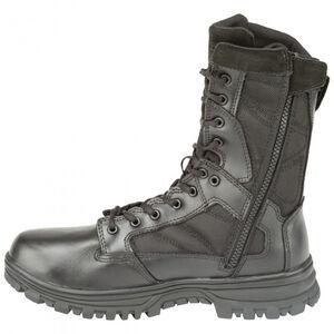 """5.11 Tactical EVO 8"""" Waterproof Side Zip Boot Size 9.5 Regular Black"""