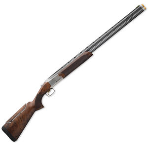 "Browning Citori 725 Pro Sporting Over/Under Shotgun 20 Gauge 32"" Ported Barrels 2.75"" Chambers 2 Rounds Pro Balance Grade III/IV Walnut Stock Adjustable Comb Silver Receiver Blued 0180027009"
