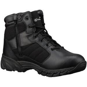 Smith & Wesson Footwear Breach 2.0 Side Zip Boot Mens 11.5 Wide Black