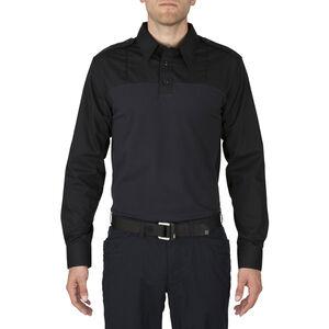 5.11 Tactical Men's Taclite PDU Rapid Long Sleeve Shirt Small Navy