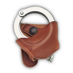 Galco SC7 Cuff Case Belt/Shoulder Holster System Attachment Leather Tan