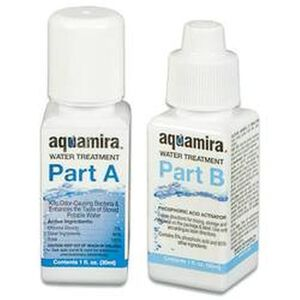 Aquamira Water Treatment Drops 1 Ounce Two Part Chlorine Dioxide 67202