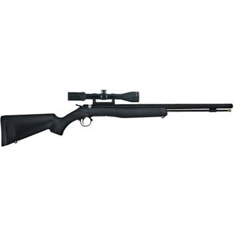 CVA Wolf Blued/Black .50 Caliber Black Powder Rifle