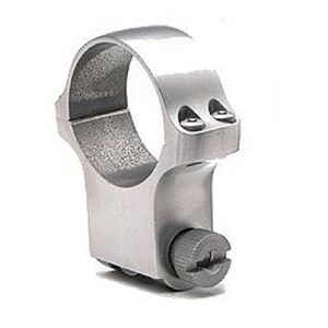 """Ruger 1"""" Scope Ring Extra High Stainless Steel 90284"""