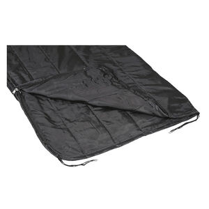 5IVE Star Woobie 3-IN-1 Survival Blanket Black