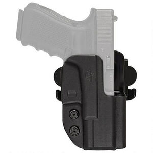 Comp-Tac International Holster Kel-Tec PMR30 OWB Right Handed Kydex Black