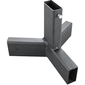 "Champion Targets 2""x4"" Tripod Bracket Steel Black"