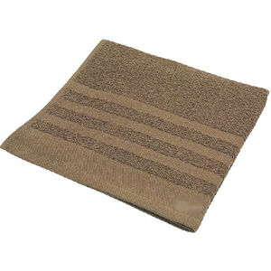 5ive Star Gear GI Spec Towel Cotton Polyester Blend Brown