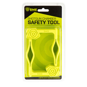 GSM Outdoor/SME Large Chamber Safety Flag Polymer Green 6 Pack