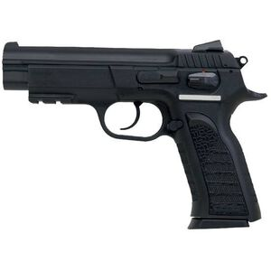 "EAA Witness P Full Size Semi Auto Handgun .40 S&W 4.5"" Barrel 15 Rounds Polymer Frame Blued Finish 999103"