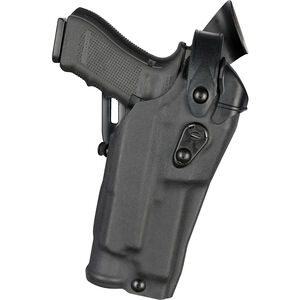 Safariland 6360 RDS for SIG P320 with Light SLS/ALS Retention Holster, Mid-Ride, STX Tactical Black