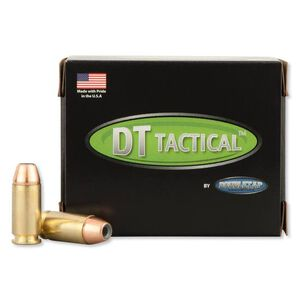 DoubleTap Equalizer .40 S&W Ammunition 20 Rounds HP+Ball 190 Grains 40SW190E20