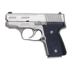 "Kahr Arms MK9 Elite Semi Automatic Handgun 9mm 3"" Barrel 6 Rounds Night  Sights Hard Nylon Grips Matte Stainless Steel Finish M9098N"