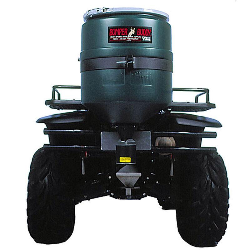 Bumper Buddy ATV Feed Spreader 20 Gallon Barrel Warranty