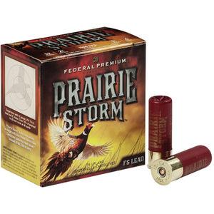 "Federal Prairie Storm 20 Gauge Ammunition 250 Rounds 3"" #6 FS Plated 1-1/4oz 1300fps"