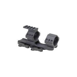 Trinity Force Quick Detach AR-15/M4 Scope Mount With Top Rail. 30mm with 1inch Inserts MN30ZTQCB