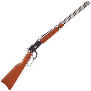 """Rossi Model 92 Carbine Lever Action Rifle .357 Mag 20"""" Barrel 10 Rounds Wood Stock Stainless Finish"""