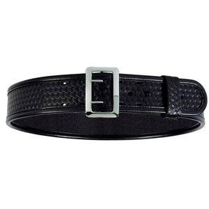"Bianchi Sam Browne 2.25"" Belt Size 48""-50"" B-Weave Black"