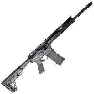 "ATI MilSport AR-15 .300 AAC Blackout Semi Auto Rifle 16"" Barrel 30 Rounds Keymod Hand Guard Collapsible Stock Matte Black Finish"