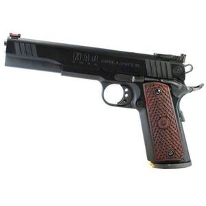 "Metro Arms 1911 Bullseye Semi Auto Handgun .45 ACP 6"" Barrel 8 Rounds Blue Finish Hardwood Grips M19BE45B"