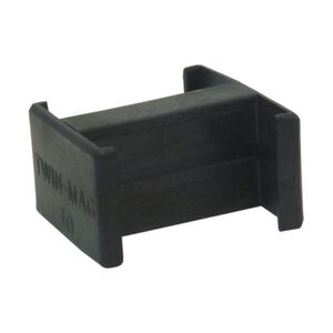 Thermold Twin Magazine Lock for Thermold/USGI AR-15 30 Round Magazines Only Polymer Matte Black Finish