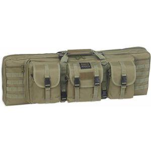 "Bulldog Cases Single Rifle Tactical 43"" Green"