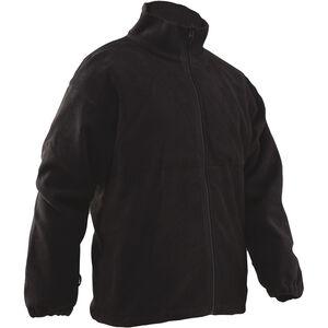 Tru-Spec Polar Fleece Men's Jacket 2XL Long Black