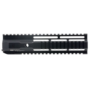 "HERA Arms USA AR-15 9"" IRS Integrated Rail System Free Float Picatinny Quad Rail High Quality Aluminum Matte Black Finish"