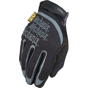 Mechanix Wear Men's Utility Work Glove X-Large Black/Grey