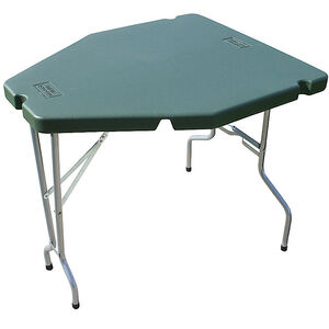MTM Case-Gard Predator Shooting Table Forest Green