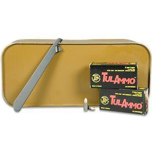 TulAmmo 9mm Ammunition 900 Rounds FMJ 115 Grains TA919151