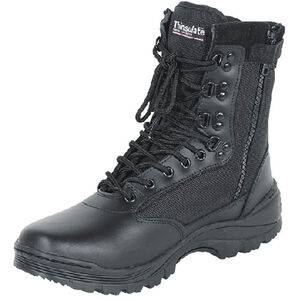 "Voodoo Tactical 9"" Tactical Boot Side Zipper Size 12 Regular Black 04-837901012"