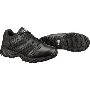 Original S.W.A.T. Chase Low Men's Shoe Size 8 Regular Non-Marking Sole Leather/Nylon Black 131001-8