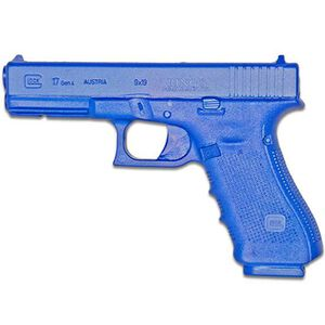 Rings Manufacturing BLUEGUNS GLOCK 17 Generation 4 Handgun Replica Training Aid Blue FSG17G4