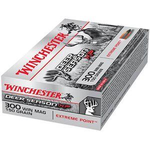 Winchester .300 Winchester Magnum Ammunition 20 Rounds Deer Season XP PT 150 Grains