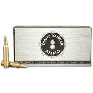 BECK AMMUNITION .223 Remington 20 Rounds Match BTHP 75 Grains 223ULTRA75HPBT