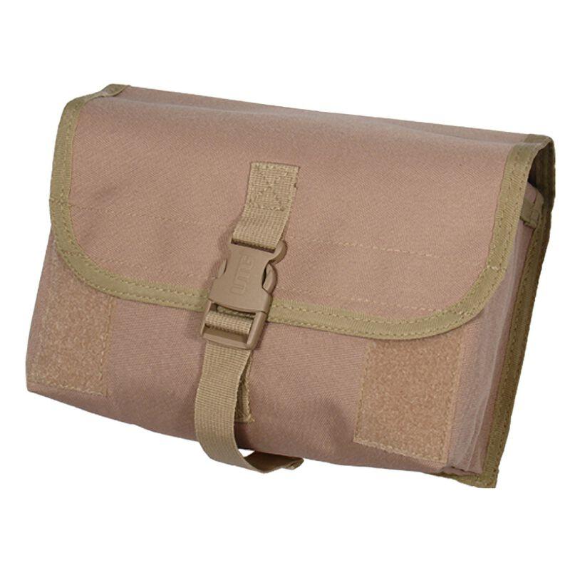 UTG Molle Gas Mask Bag, Tan