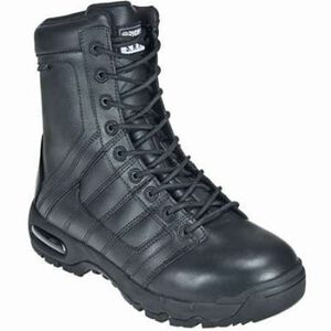 """Original S.W.A.T. Metro Air 9"""" SZ 200 Men's Boot Size 11.5 Regular Non-Marking Sole Water Proof Insulated Leather Black 123401-115"""