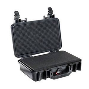 "Pelican Protector Small Case Black 12 x 8.5 x 4"" 1170"