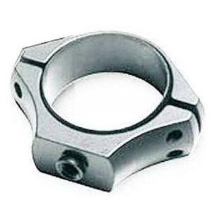 """Tikka/Sako Optilock Scope Rings 1"""" Tube Diameter Low Height Stainless Finish S130R924"""