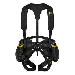 Hunter Safety System Hanger Safety Harness L/XL 175-250lbs Black