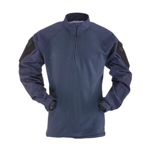 Tru-Spec T.R.U. 1/4 Zip Combat Shirt 50/50 Nylon Cotton Rip-Stop