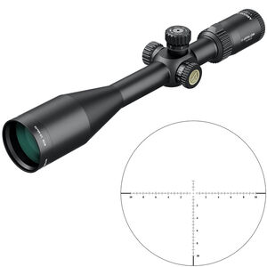 Athlon Argos BTR 10-40x56mm Riflescope Non-Illuminated Etched Glass BLR Reticle 30mm Tube 0.125 MOA Adjustment Side Adjust Parallax Second Focal Plane Matte Black