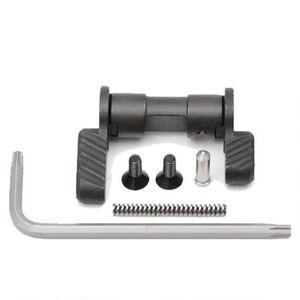 Battle Arms Development AR-15 Ambidextrous Short Throw Safety Selector Steel Black 100-009-866