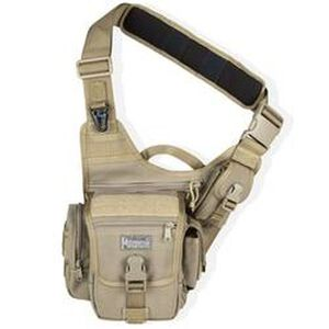 "Maxpedition Fatboy Versipack Bag 8""x6.5""x3"" Nylon Khaki"