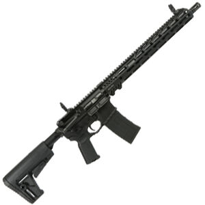 "Adams Arms P2 AR-15 .300 AAC Blackout Semi Auto Rifle 16"" Barrel 30 Rounds Adams Arms Free Float M-LOK Rail System Collapsible Stock Matte Black Finish"