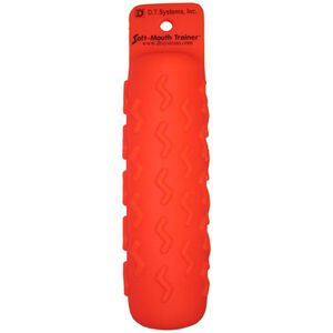D.T. Systems Soft Mouth Training Dummy Large Plastic Orange 81200