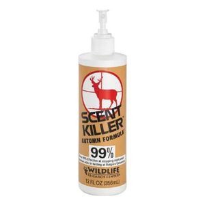 Wildlife Research Scent Killer Autumn Scent 12 Ounce Spray Bottle 1572
