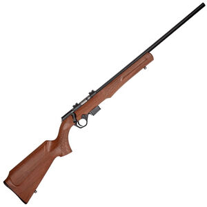 "Rossi RB22M .22 Mag Bolt Action Rimfire Rifle 21"" Barrel 5 Rounds Black/Wood Look Finish"